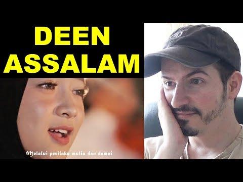 DEEN ASSALAM - Sabyan Cover Song-Video REACTION + REVIEW