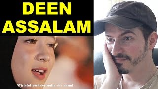 Video DEEN ASSALAM - Sabyan Cover Song-Video REACTION + REVIEW download MP3, 3GP, MP4, WEBM, AVI, FLV Juli 2018