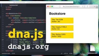 Introduction to dna.js