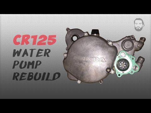How To: CR125 WATER PUMP REBUILD