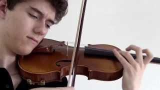 Stepan R. Grytsay - Jules Massenet: Meditation (Violin & Piano)