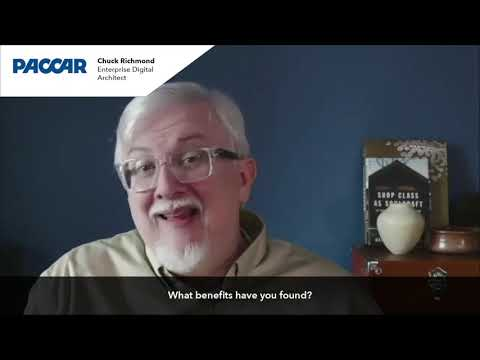 Real World Cloud Networking with PACCAR
