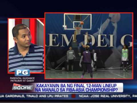 Is Gilas 3.0 capable of winning in FIBA Asia?