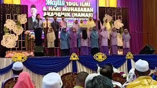 Choral speaking from SERI AL-UMMAH CHEMOR 2018