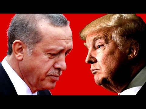 WATCH: President Donald Trump Joint Statements with President Erdogan 5/16/17 Press Conference