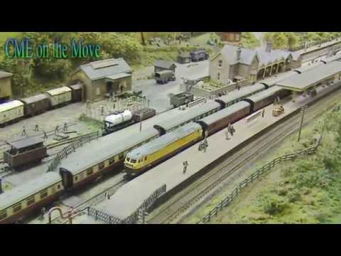 Southwold Model Railway Exhibition 02/08/2014