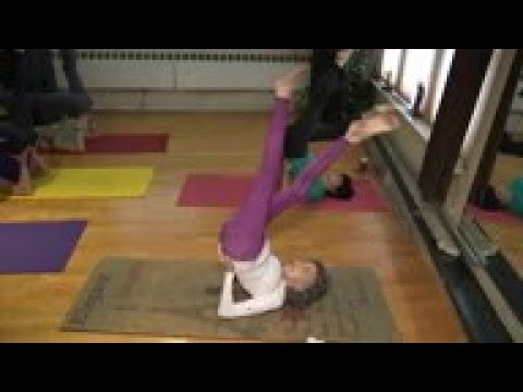 Celebrating Life The 100 Year Old Yoga Teacher Youtube