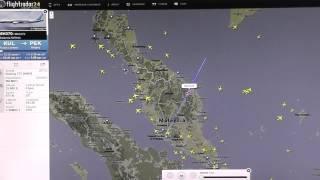 Malaysia Flight Mas370 Flight Radar Mystery