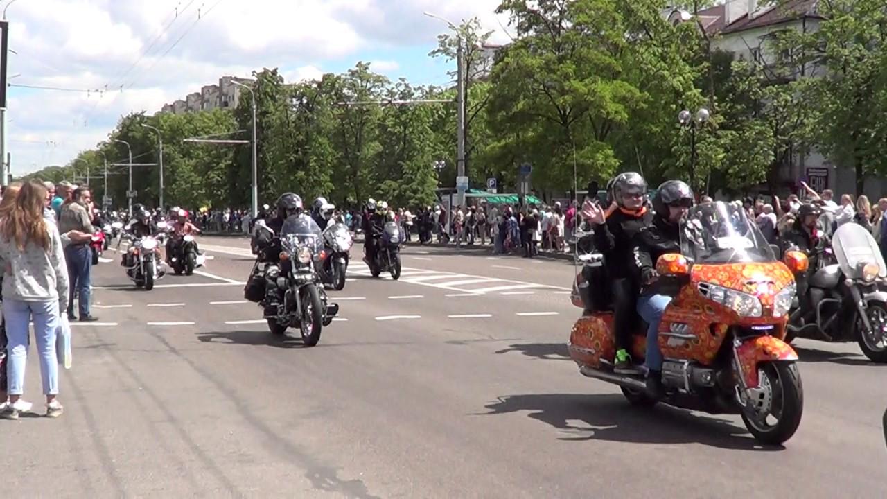 Суровые Парни на Больших Мотоциклах!   Мотоциклах Парни
