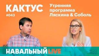Кактус #043. Блокировка «Яндекса» в Украине, «липа» от мэрии Москвы и продолжение «Болотного дела»