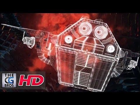 CGI VFX Breakdowns& Showreels : by Gloria FX