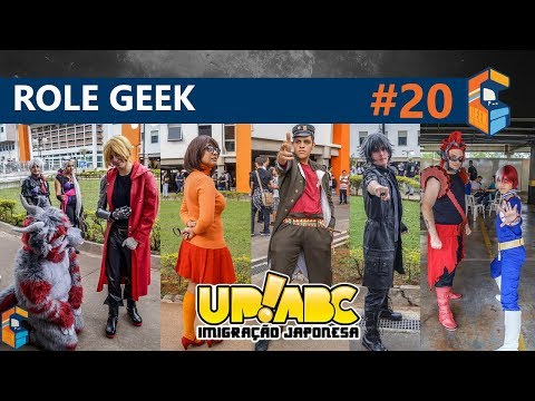 Up!Abc - Imigração Japonesa - Rolê Geek #20