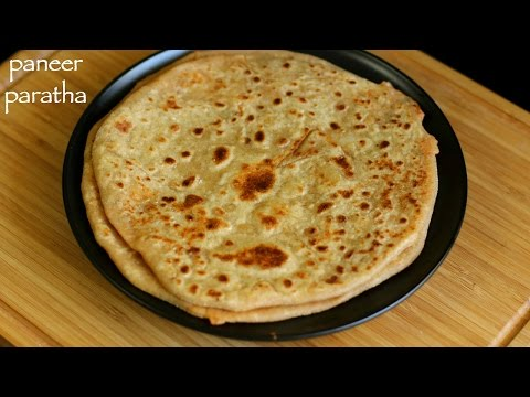paneer paratha recipe | how to make paneer paratha | paratha recipes