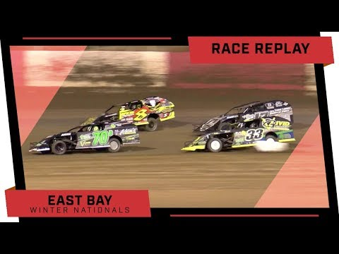 East Bay Winter Nationals Modified A Main - 75 Laps