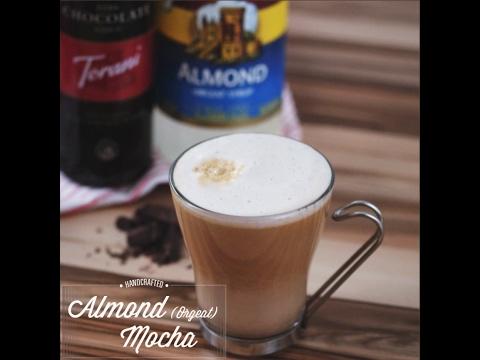 Almond Orgeat Mocha