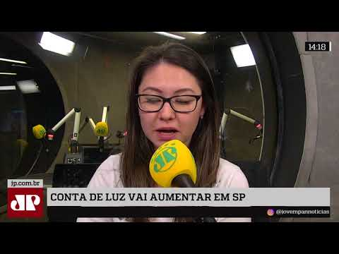 Com Reajuste Médio De 15,8% Aprovado Pela Aneel, Conta De Luz Vai Aumentar Em SP | Jornal JP