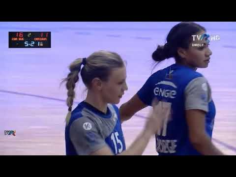 CSM Bucuresti - SCM Craiova second half LN 2019