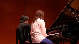 A. Rosenblatt. Alice in Wonderland. Concert Fantasia for Piano Duo ...
