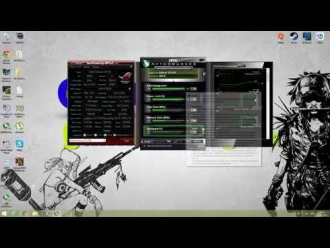 Обзор и тестирование видеокарт NVIDIA