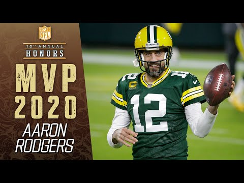 Kevin Hart Presents the MVP Award! | 2021 NFL Honors