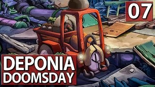 Deponia Doomsday #7 WENN DIE BIENE STIRBT ► Lets Play Deponia Doomsday deutsch