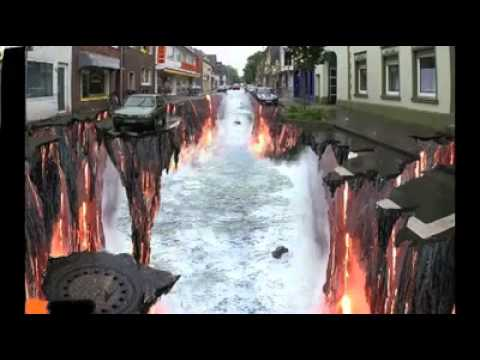 3D Picture .. street