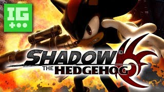 Shadow the Hedgehog - Underrated? - IMPLANTgames