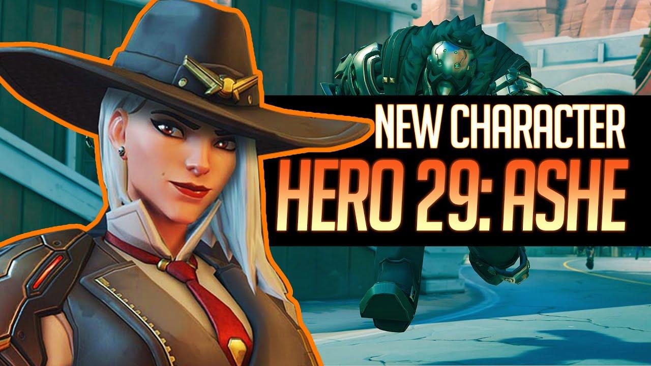 New Hero Ashe