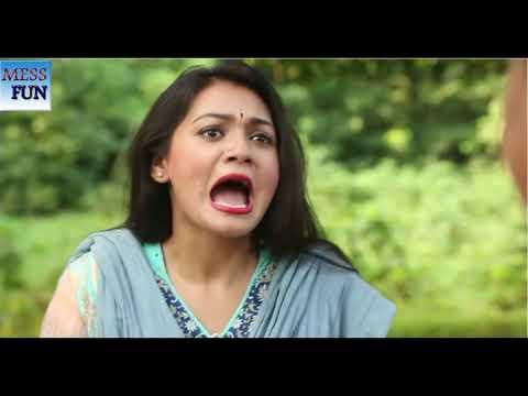 এক তা ছেলের যন্য মা আর মেয়ে কি না করল রাসাতায় দারিয়ে। bd natok moger mulluk funny video