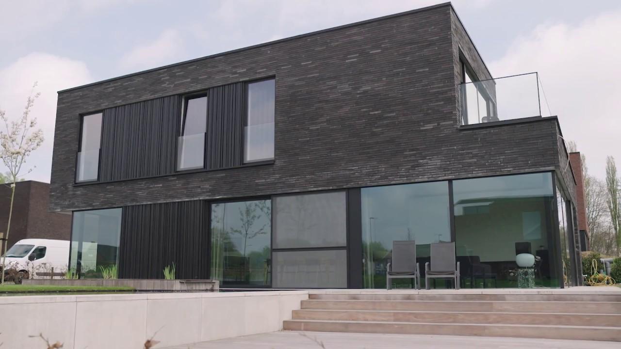 Dumobil klassevolle villa in strak moderne stijl youtube