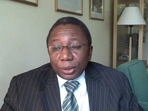 Ebenezer Appreku,Deputy Permanent Representative of Permanent Mission of Ghana to the UN.