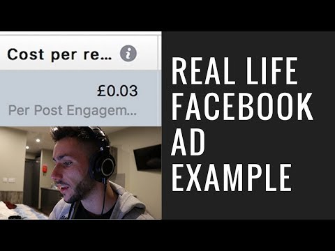 Real Life Facebook Ad Example For Restaurant Client | Social Media Marketing