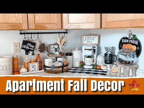 FALL HOME DECOR 2019|COZY APARTMENT