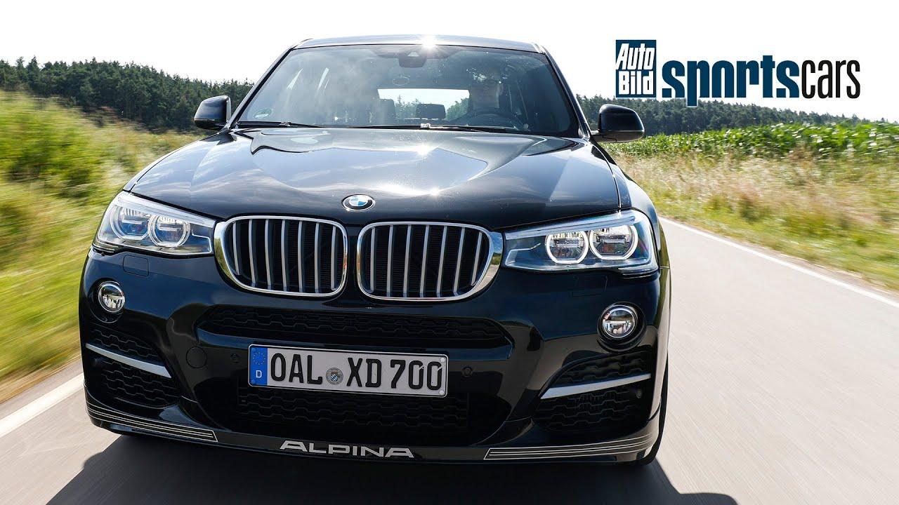Alpina XD3 Bi-Turbo: Das SCHNELLSTE Diesel-SUV ? Fahrbericht - AUTO ...