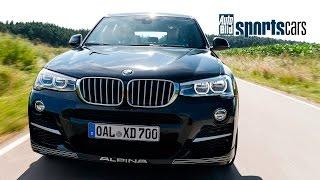Alpina XD3 Bi-Turbo: Das SCHNELLSTE Diesel-SUV ? Fahrbericht - AUTO BILD SPORTSCARS