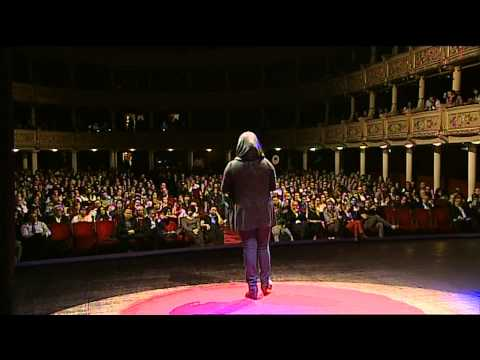 When I saw courage: Maryam Al Khawaja at TEDxLecce