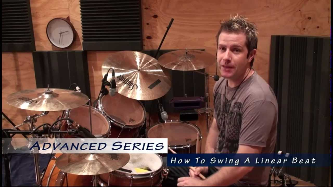 Learn How To Play The Drums Online With 250 Free HD Video Lessons!