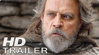 STAR WARS 8 Trailer 2 Deutsch German (2017)