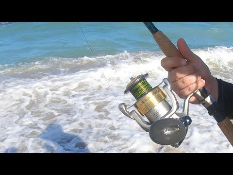 UNSTOPPABLE Fish… Took ALL His line