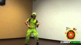 zumba fitness (Me Gustan Todas (Techno Cumbia) )