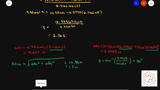 SPH4U/Grade 12 Physics: 1.5 Projectile Motion (continued)