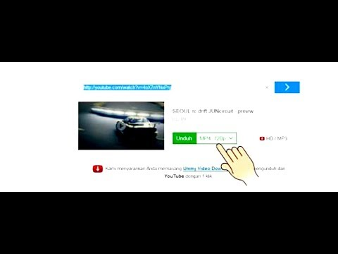 Cara Download Mp4 Mp3 Di YouTube Via Android