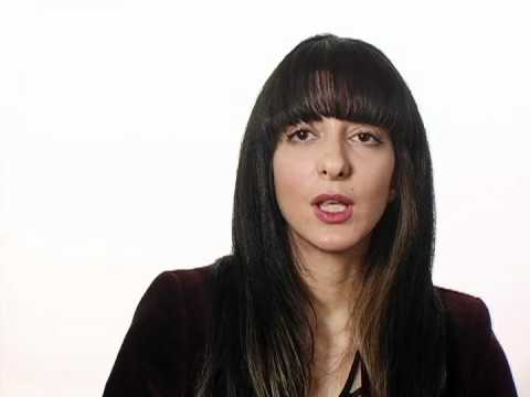 Porochista Khakpour On A Hyphenated Identity - YouTube