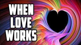 When Love Works and Yields Success Sufi Meditation Center