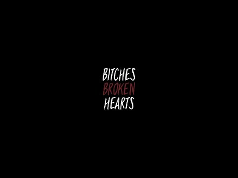 Billie Eilish - bitches broken hearts | Lyric Video