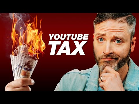 DOOMSDAY 💀 The 24% TAX on YouTube Creators Has Begun... (Here is what YOU need to DO)