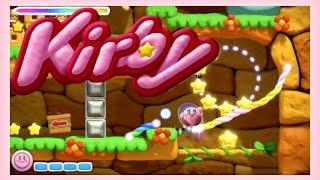 Kirby And The Rainbow Paintbrush ~ Adventure {1} : Sqaishey