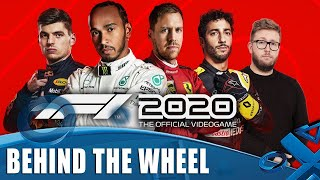 F1 2020 - 90 Minutes of PS4 Gameplay
