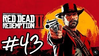 TO NIE ALIGATOR... TO POTWÓR! - Let's Play Red Dead Redemption 2 #43 [PS4]