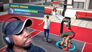 Crews ALLEY-OOP TUTORIAL w/ATHLETIC FINISHER! NBA 2K Mobile Season 2 Gameplay Ep. 32